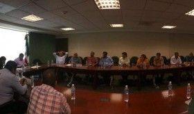 Ayuntamiento de Santa Lucía entrega espacios a ejidatarios