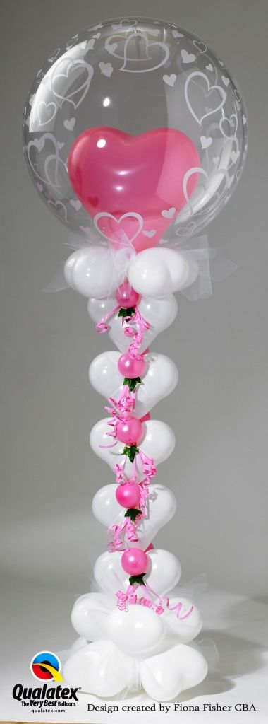 Best balloons weddings images on pinterest other