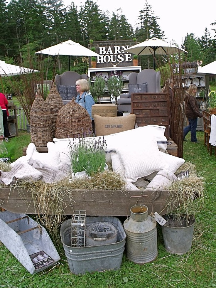 """""""Barn House Sale""""...junkers paradise! Going to miss the """"boys of barn house."""""""