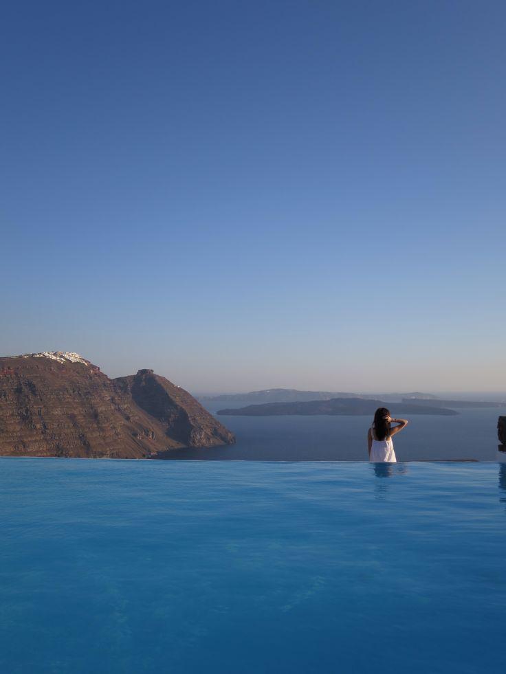 Aenaon villa @ Santorini