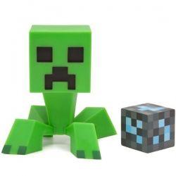 Action figure Minecraft - Creeper 15 cm + accessori