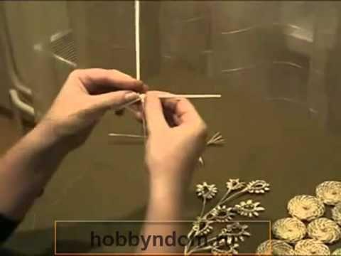 http://hobbyndom.ru/archives/pletenie-iz-solomy-kamyshik/ В этом видео мастер классе, вы увидите новое плетение из соломы, это красивый элемент - Камышик . П...