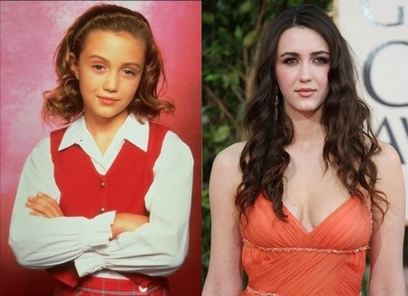 "Now and Then: Grace ""Gracie"" Sheffield/Madeline Zima"