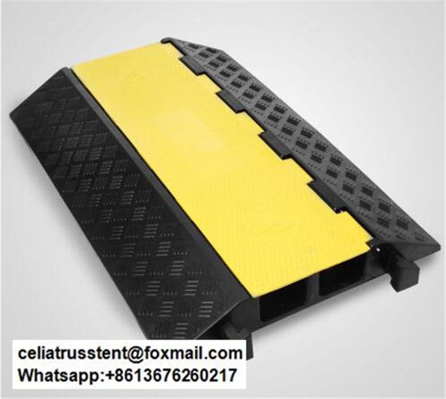 Hose Protection Road Ramp Hose Protector Ramp Cable Protector Wire Protectors