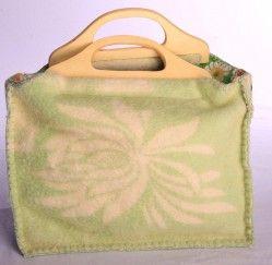 Groene handtas   Froekus