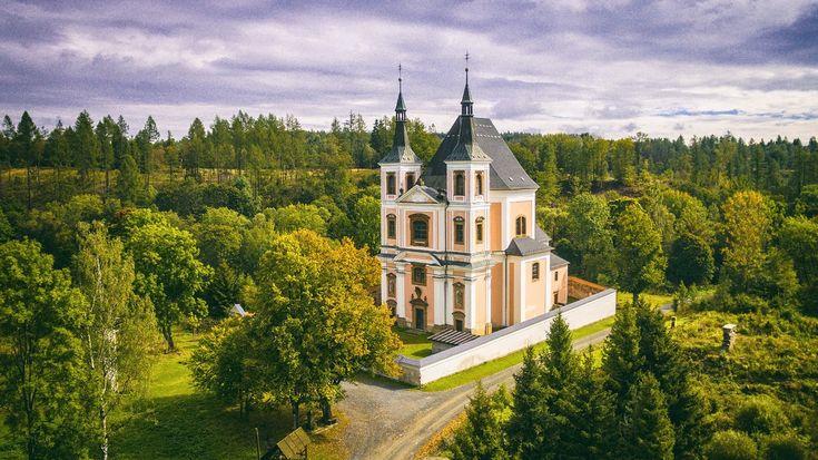 Kostel svaté Anny | FotoAparát.cz