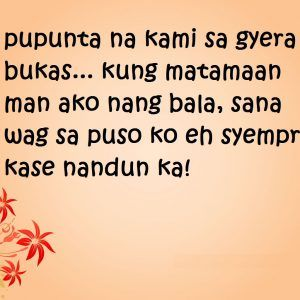 Funny Halloween Pick up Lines Tagalog