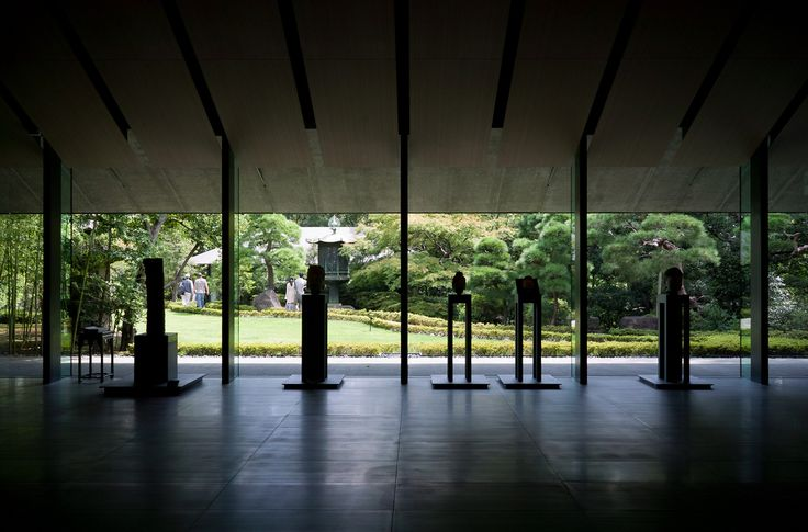 Nezu Museum   Small museum with beautiful gardens in the middle of Tokyo   must see according to IDEO peeps   by kentamabuchi