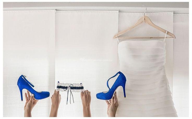 La novia usará algo azul, algo usado y algo prestado