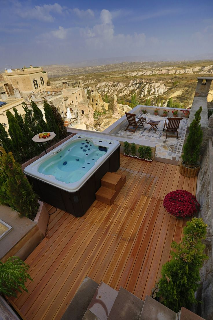 Luxury Accommodation of the Week: Taskonaklar Rocky Palace