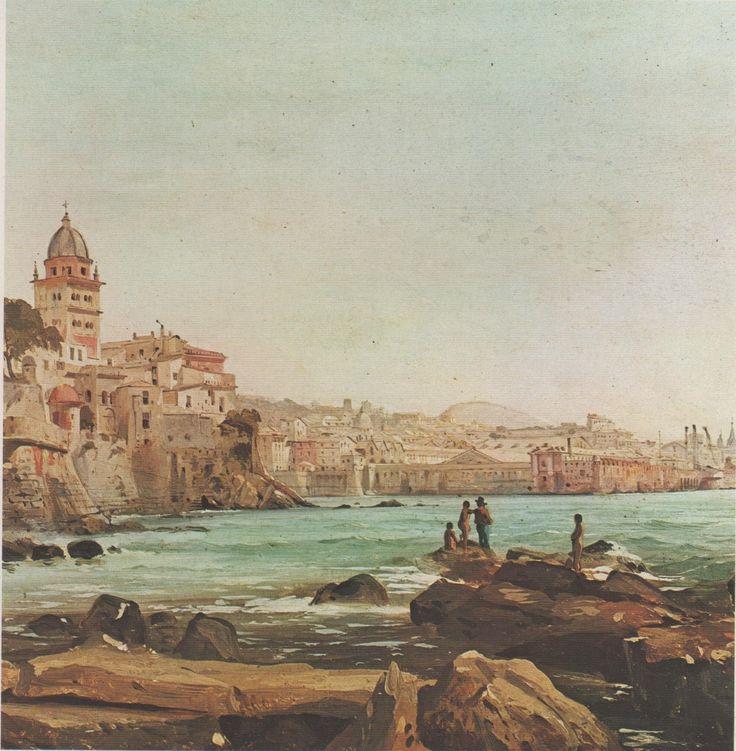 Genova : Il Porto dal 1800 al 1850