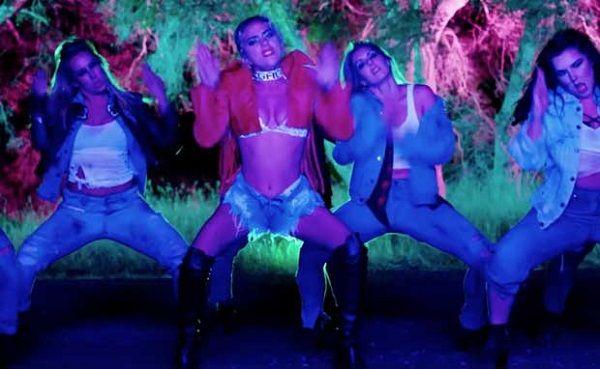 Lady Gaga estrena video de John Wayne