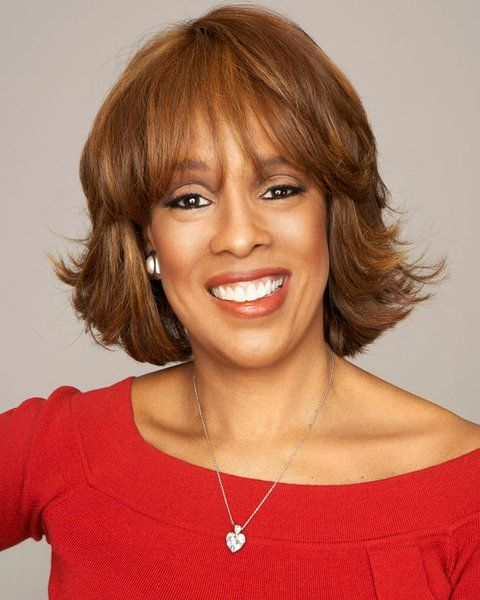 Gayle King - despite the perks, it must be tough when your claim to fame is being Oprah's best friend.