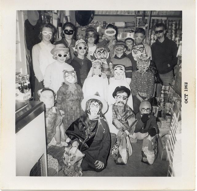 Halloween 1962
