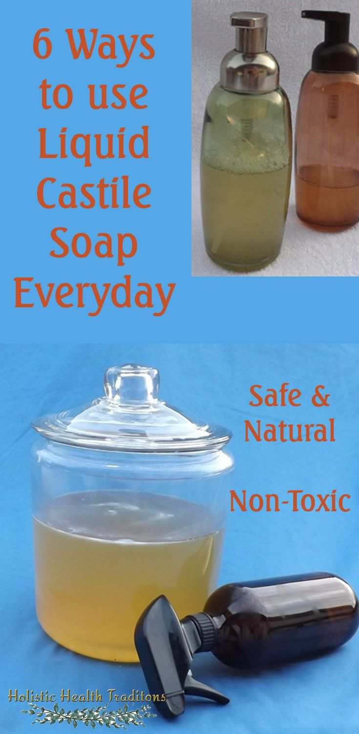 Stop wasting money on commercial cleaners. Castile soap will simplify your cleaning routine and save you cash. Find out how before you spend another dime.