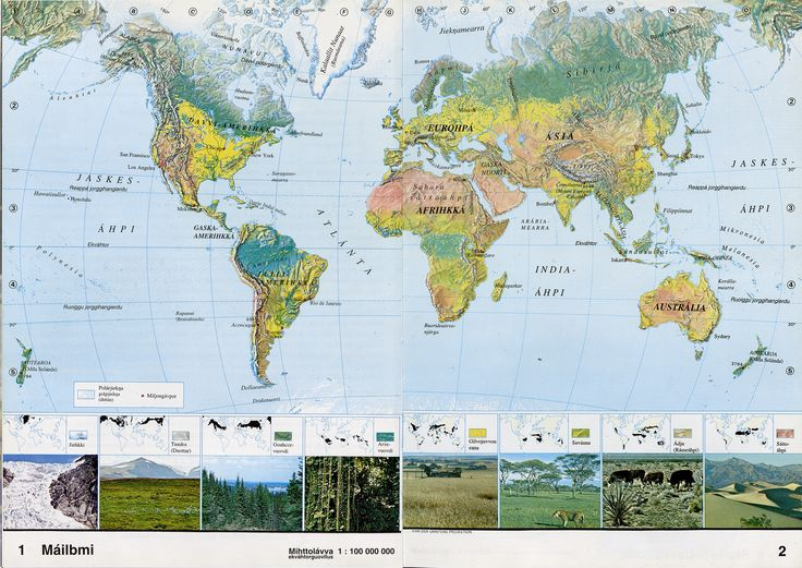 105 best mapas del mundo images on pinterest world maps world map in saami from a 1996 norwegian atlas map saami gumiabroncs Gallery