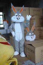 US $89.99 Cheap Bugs Bunny Rabbit Adult Dress Cartoon Mascot Costume. Aliexpress product