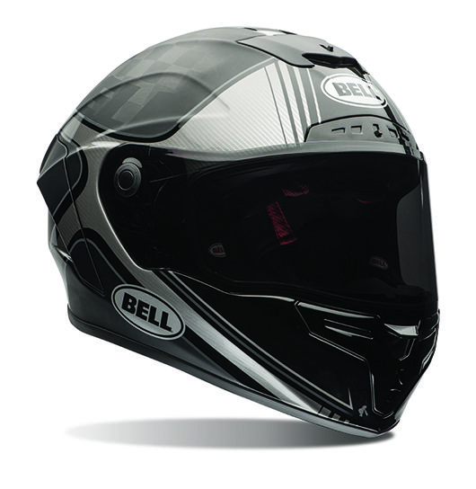 BELL'S NEW ULTRA LIGHT CARBON FIBER HELMET | Competition Plus