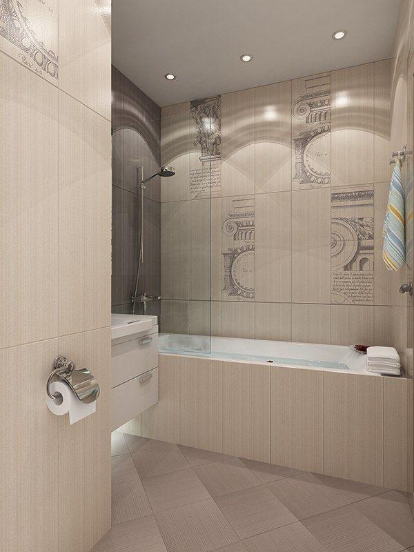 Дизайн ванной - Дизайн интерьеров   Идеи вашего дома   Lodgers
