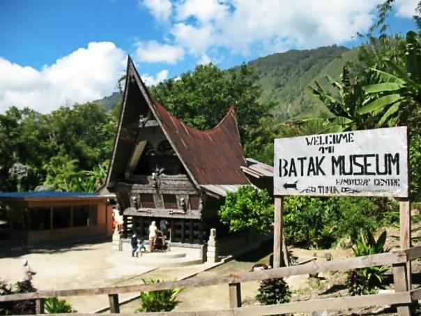 Batak Museum ~ Samosir Island, Toba, North Sumatra