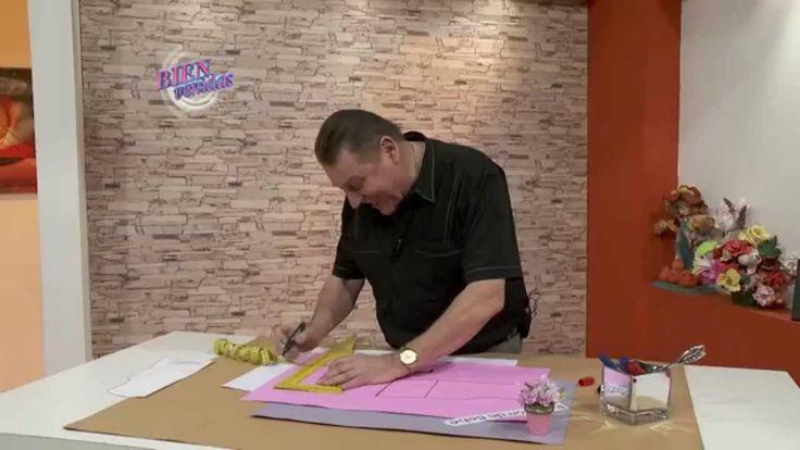 Hermenegildo Zampar - Bienvenidas TV en HD -  Explica la base del PANTALOS  PARA BEBE
