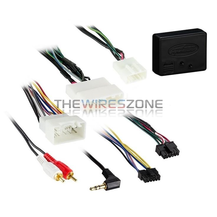 fd2286663c897fa2eb3d218bd60c9569 toyota radios 93 best wiring harness & interface images on pinterest factories  at panicattacktreatment.co