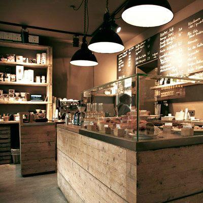 The Barn Cafe und Rösterei in Mitte