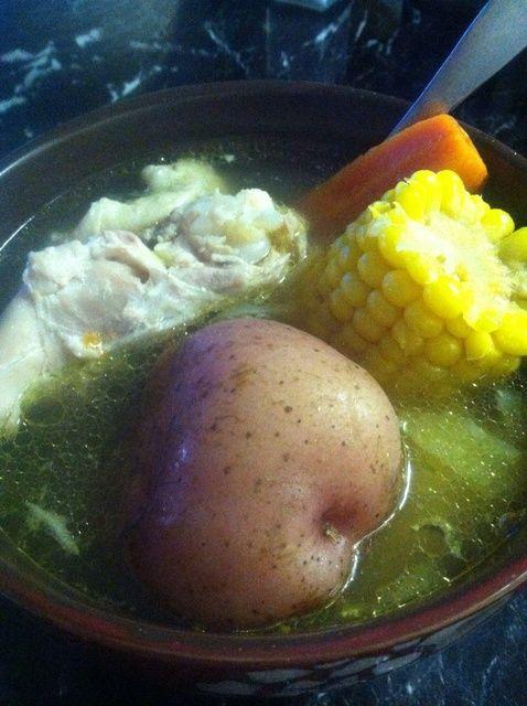 How to Make Caldo De Pollo (Mexican Style Chicken Soup) Recipe