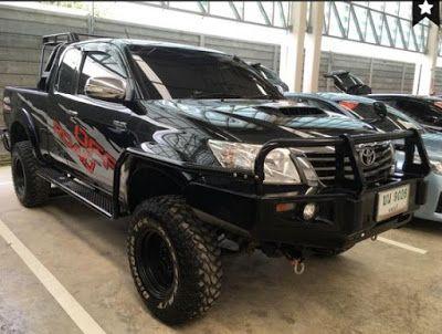 Japanese vehicles to the world: 16006PT05 2013 Toyota Hilux vigo Champ Smart Cab 2...