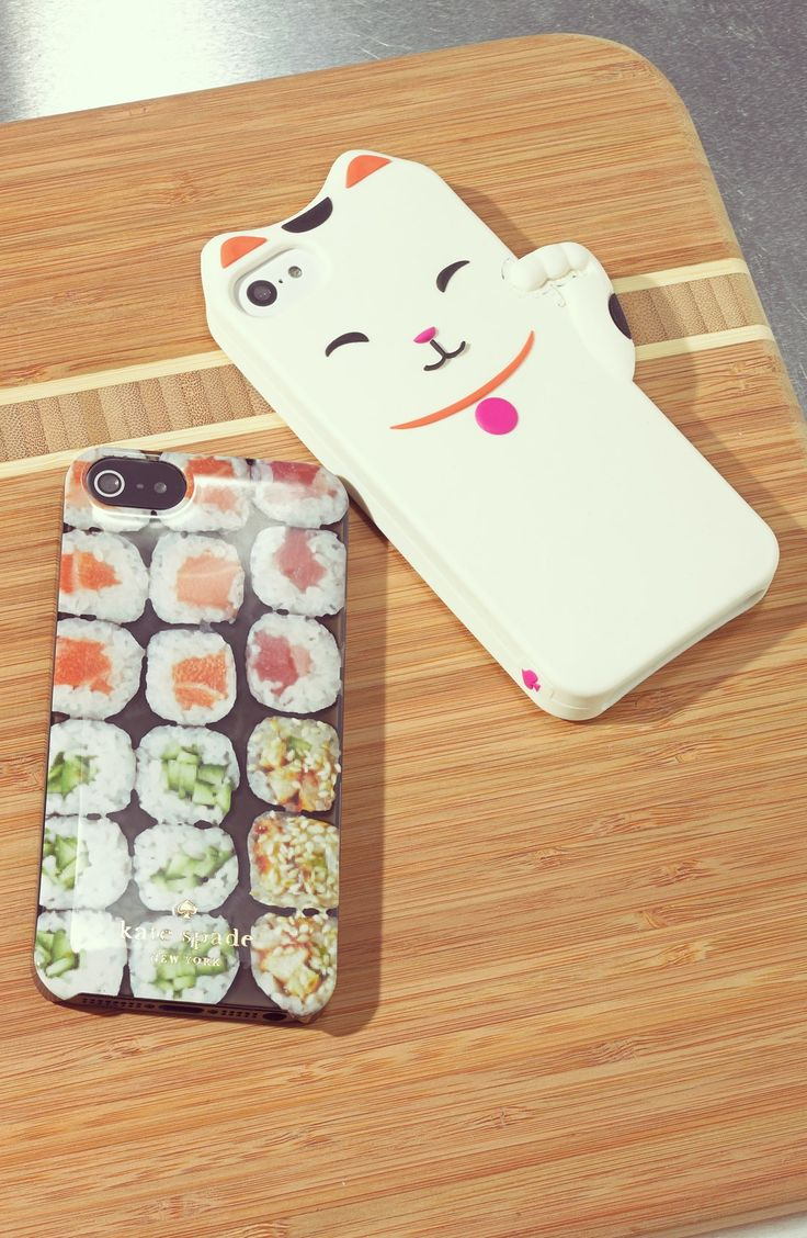 Yummy and fun! Kate Spade bento box iPhone case.