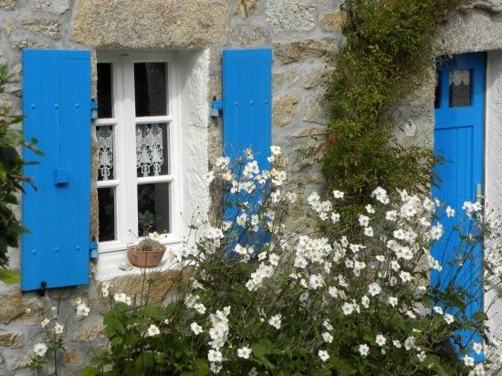 144 best images about BRETAGNE on Pinterest  Cottages