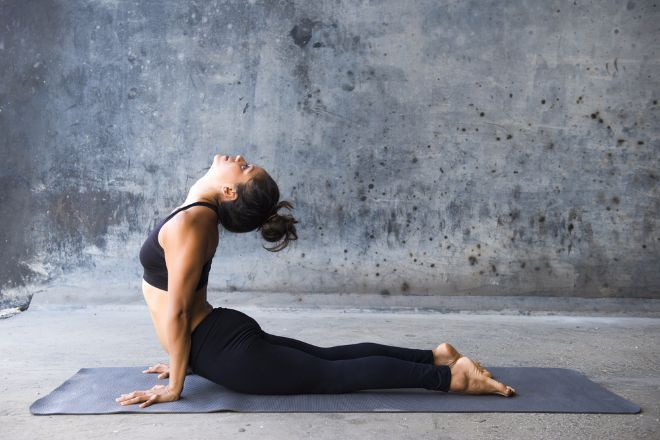 Yoga poses that will help promote muscle strength | Cool ...