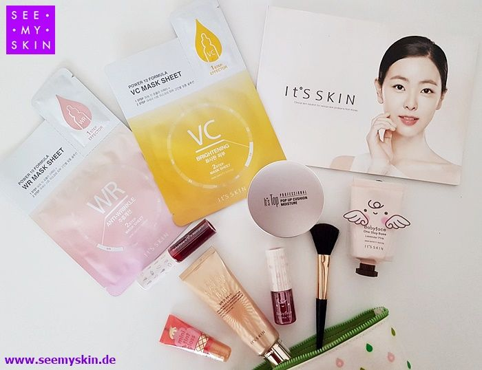 K-Beauty Make-up Highlights von IT'S SKIN: ♡ Mini Tint Gloss ♡ Prestige Crème D'Escargot B.B ♡ Babyface Aqua Gel Tint ♡ Babyface Oil Drop Tint ♡ It's Top Professional Pop Up Cushion Moisture 23 ♡ Babyface One-Step Base www.seemyskin.de #seemyskin #itsskin #itsskindeutschland #itsskinofficial #kbeauty #cushionmakeup #koreanischekosmetik #koreanmakeup #beauty #makeup #koreanischesmakeup #bbcream #tintgloss #liptint  #kosmetik #koreanbeauty #asianbeauty #koreancosmetics #asiatischekosmetik