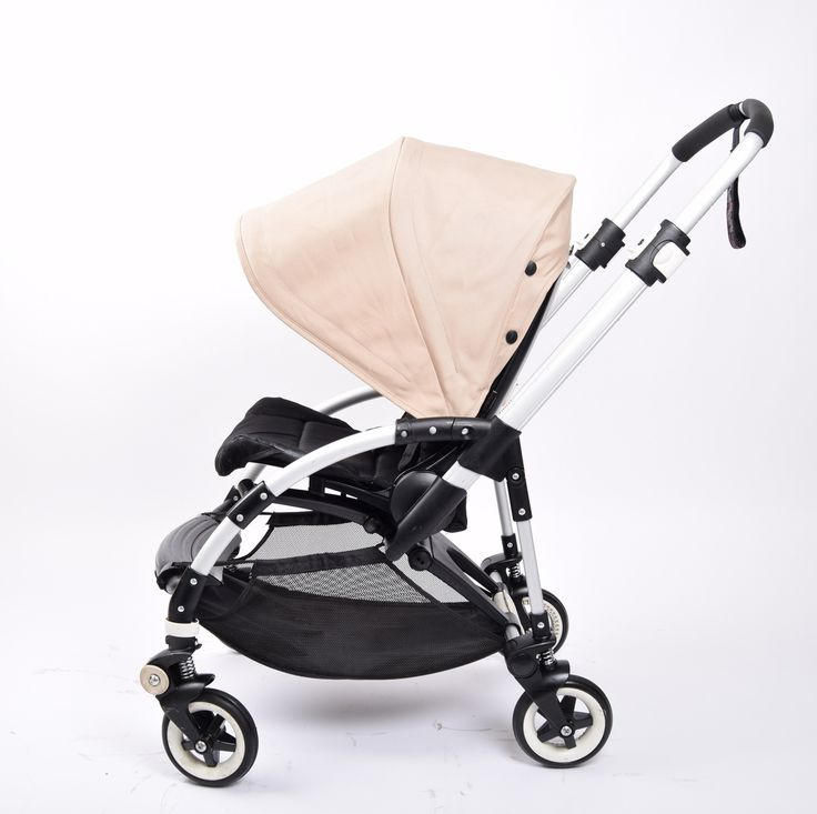Bugaboo Bee+ | Grade 2 | £244.99 (Typical RRP Brand New: £520) | Refurbished || The Bee+ is the second generation of this stylish range, and is one of Buggy Revival's favourites for many reason. Compact, nippy and eye-catching, this much-admired buggy is ever popular from the Bugaboo range. Great-looking, forward and rear facing compact, lightweight and a joy to push.
