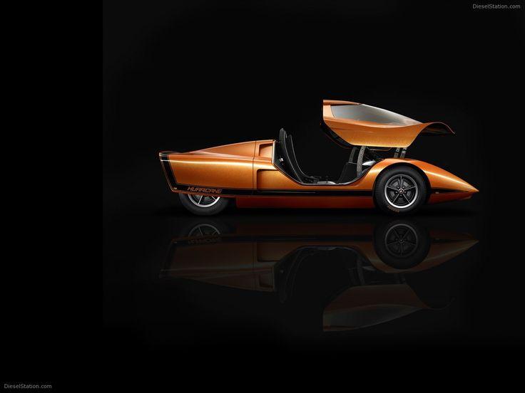 Elegant Holden Hurricane Concept 1969