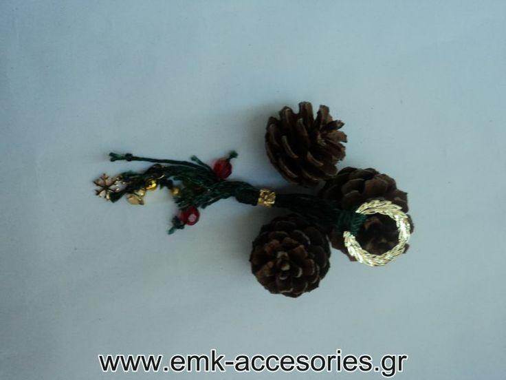 Διακρητικό και γιορτινό μόνο στο emk accesories!