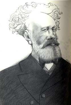 Julio Verne [1828-1905] Fue un escritor, poeta y dramaturgo francés célebre por sus novelas de aventuras y por su profunda influencia en el género literario de la ciencia ficción