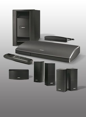 Learn more about Acoustimass surround sound speaker systems