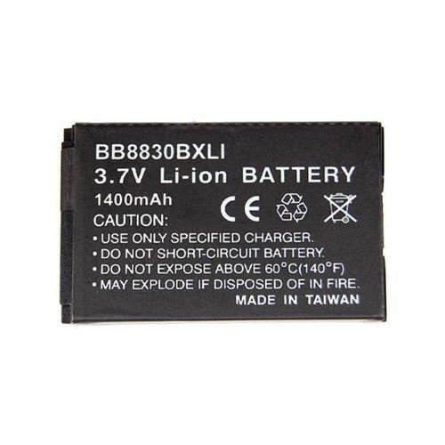 Technocel Lithium Ion Extended Battery for BlackBerry 8830, 8820, 8800
