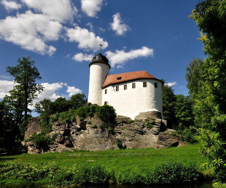 Burg Rabenstein, Sachsen, Germany