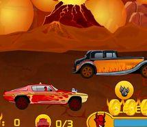 un joc cu taxiuri in iad