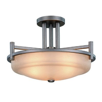 Amazing Found It At Wayfair Supply   Cortona 3 Light Semi Flush Mount. Kitchen  Light FixturesCeiling ...