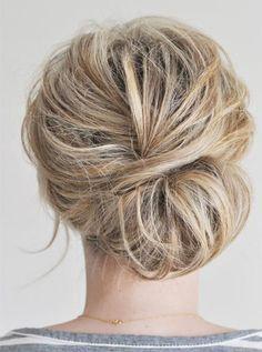 20 coiffures chic et faciles pour aller travailler