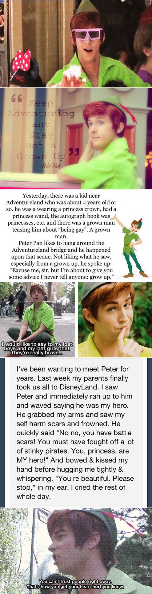 and this is why i love peter pan