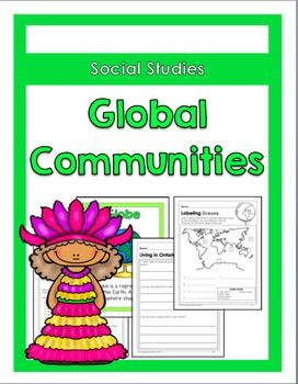 This activity packet is aligned with the Ontario Grade 2 social studies curriculum expectations. This activity includes a variety of readings, worksheets and printables that have students look at communities around the world.