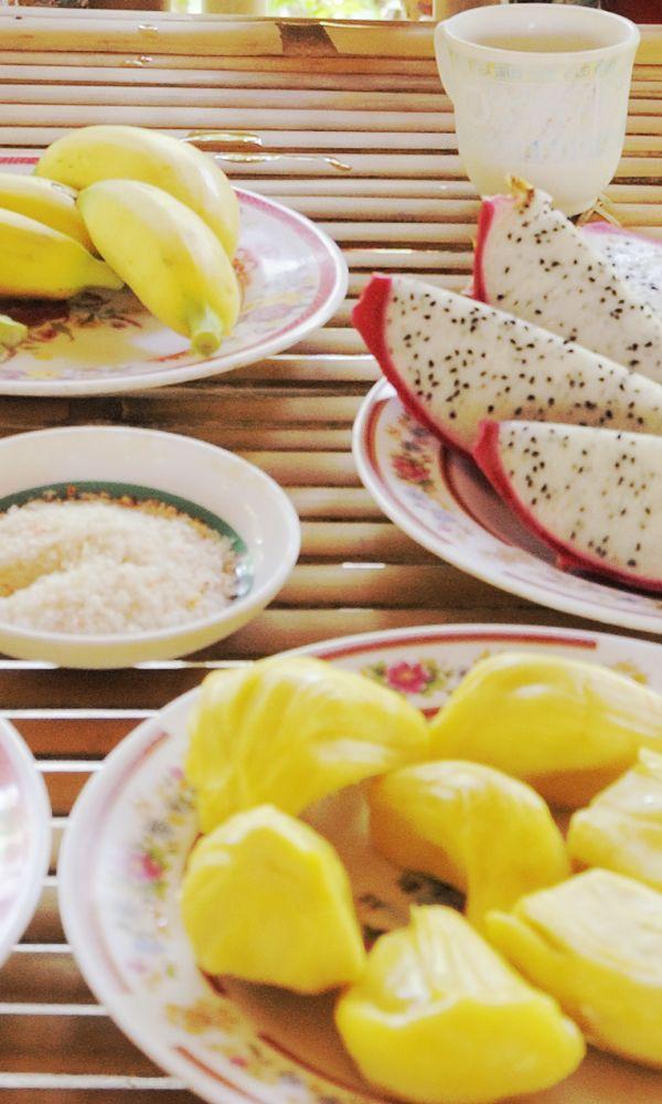 ベトナムの食事(Vietnamese dish)