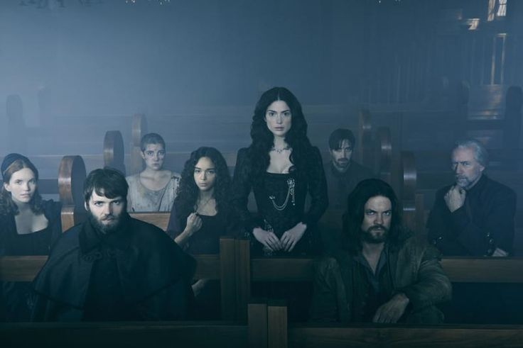 """Salem --  when witches are presented in pop culture (everything from American Horror Story to The Secret Circle), they are presented as beautiful, human women who chants some spells and """"stuff"""" happens, without them having to get their hands dirty. The witches in Salem get their hands plenty dirty."""