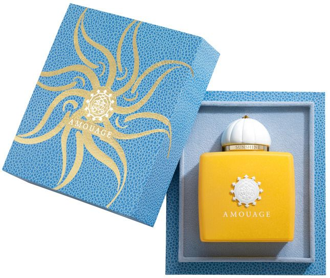 Sunshine Amouage for women Pictures