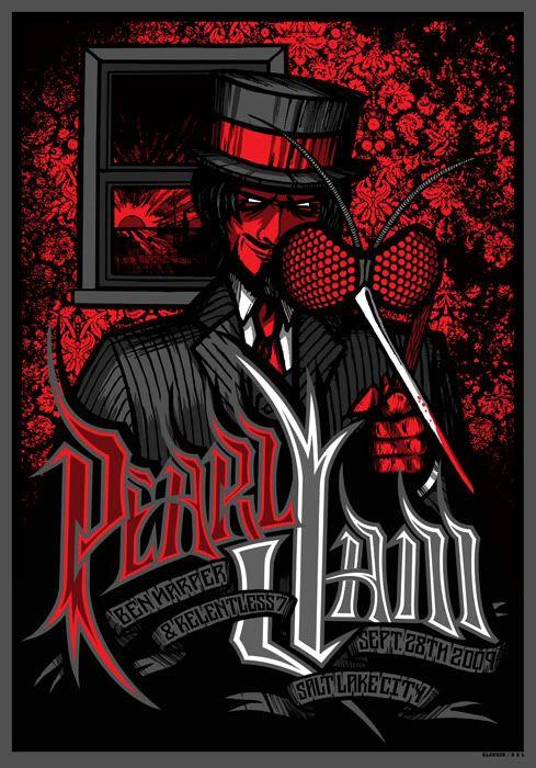 Pearl Jam & Ben Harper - Salt Lake City - 9.28.09