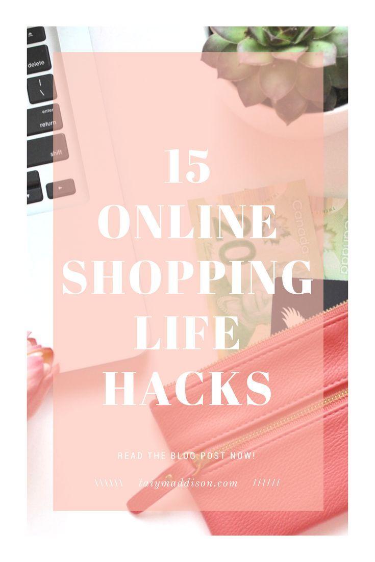 15 Online Shopping Life Hacks ShoppingFashion TeensBest